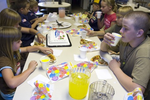 Fun Kids Birthday Parties made easy